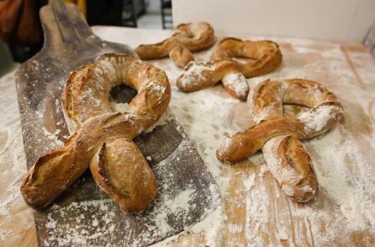 Love Baguette: des pains pour mettre le sida K.O.