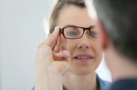 Lunettes et lentilles :  les ophtalmologues satisfaits des mesures