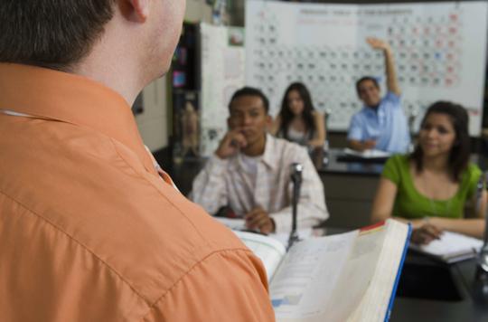 Dopage à l'école : former les professeurs à repérer les conduites à risque
