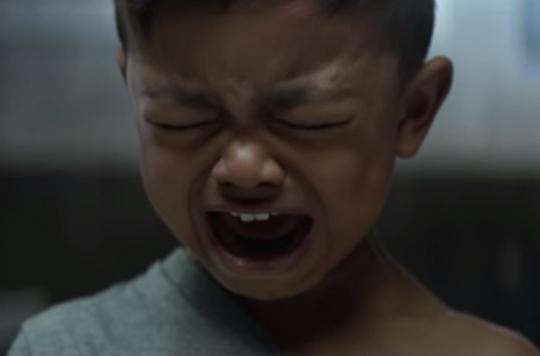 Médecins du Monde fait pleurer les enfants pour leur bien