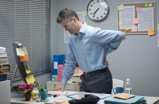 L'Assurance Maladie s'engage contre le mal de dos