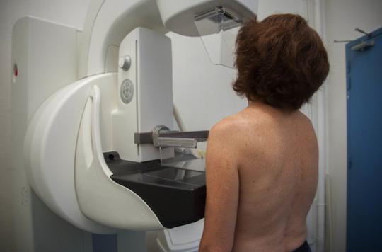 Dépistage du cancer du sein : la mammographie reste l'examen de référence