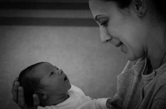 Péridurale : la moitié des femmes changent d'avis pendant le travail