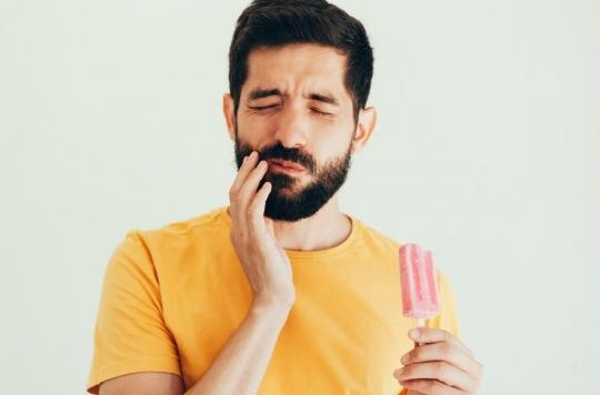 Pourquoi manger des glaces fait mal aux dents ?