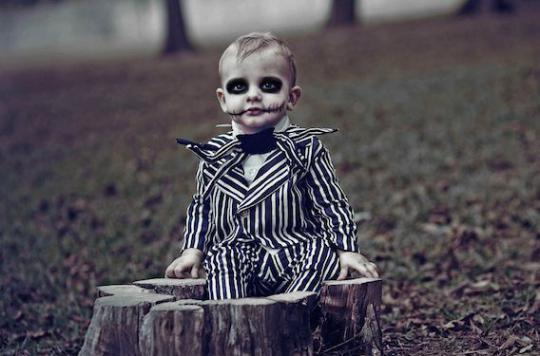 Halloween : comment se maquiller en toute sécurité