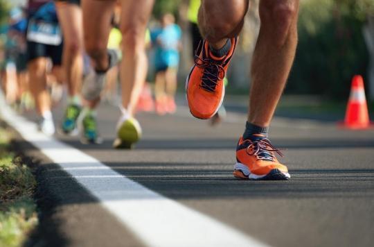 Transpiration pendant un marathon : attention au risque d'insuffisance rénale