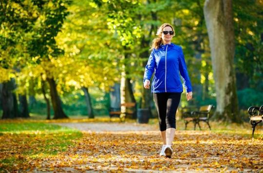 Pour ménager son cœur, il faut marcher chaque jour un kilomètre en 30 minutes