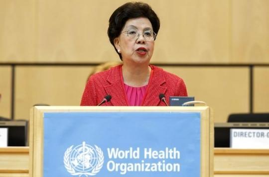 OMS : bilan en demi-teinte pour le Dr Margaret Chan