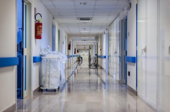 La petite fille est sortie du coma artificiel — Marseille
