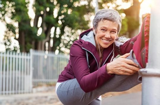 Pratiquer une activité physique régulière est bon pour le moral