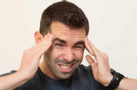 Maux de tête : un simple crayon peut vous soulager