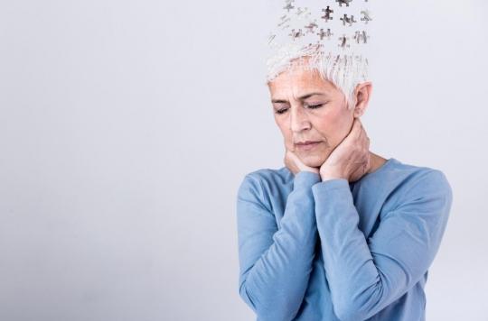 La maladie d'Alzheimer surviendrait plus rapidement chez les personnes anxieuses