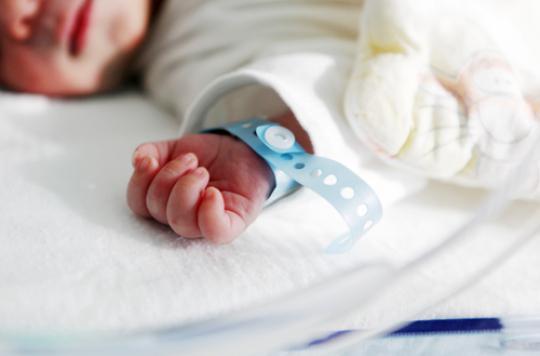Marseille : un bébé de dix mois hospitalisé à cause d'une méningite