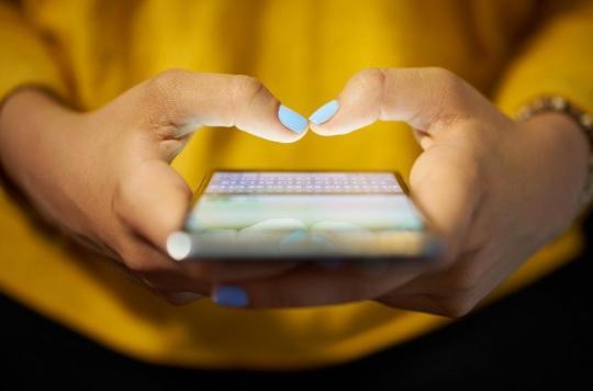 On peut évaluer la progression de la sclérose en plaques en pianotant sur un smartphone