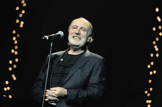 Michel Delpech : décédé d'un cancer de la langue et de la gorge