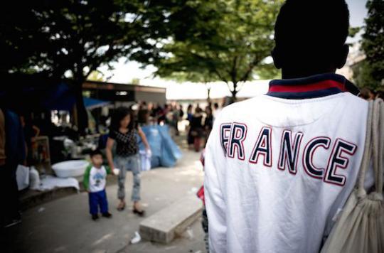 VIH : plus d'un tiers des migrants infectés après leur arrivée en France