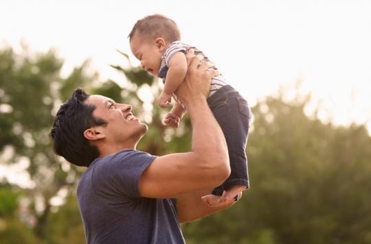 Les bébés aiment qu'on les imite !