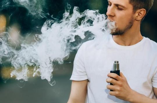 Cigarette électronique : la nicotine serait néfaste pour les voies respiratoires