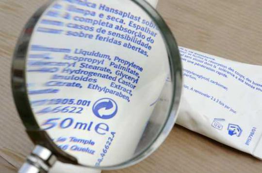 Allergènes : la moitié des produits cosmétiques à éviter