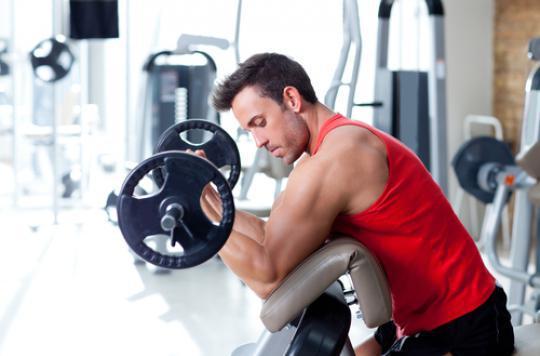 Musculation : le repos idéal entre les séries est de 3 minutes