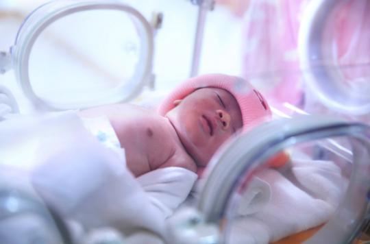 AVC : un bébé de 9 jours traité avec succès