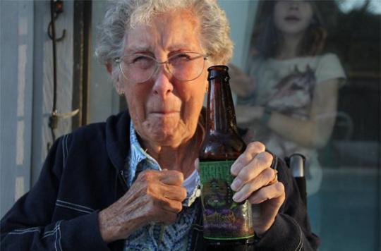 A 90 ans, Norma délaisse sa chimio pour une traversée des USA