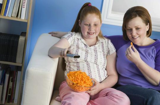 Le marketing alimentaire pèse lourd dans l'obésité infantile