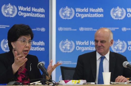 Ebola : l'épidémie éradiquée dans les quatre mois