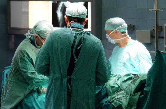 Chirurgie : le grand écart entre les départements