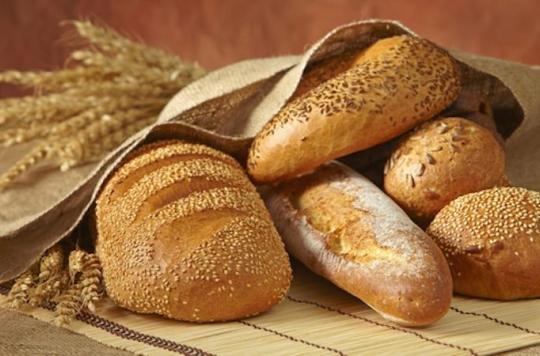 Le pain complet et le pain blanc ont les mêmes vertus métaboliques