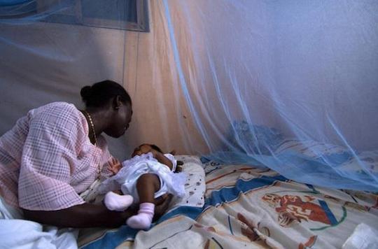 Paludisme : l'éducation des mères plus efficace que le vaccin