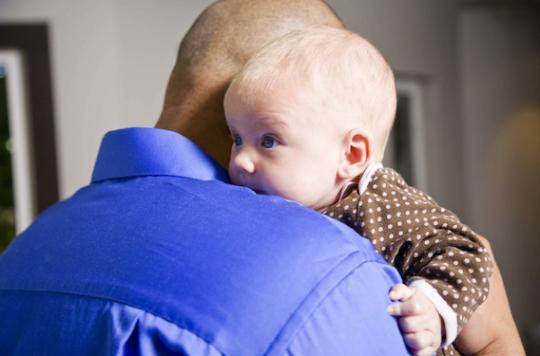 Paternité : 1 père sur 10 souffre de  « baby-blues »