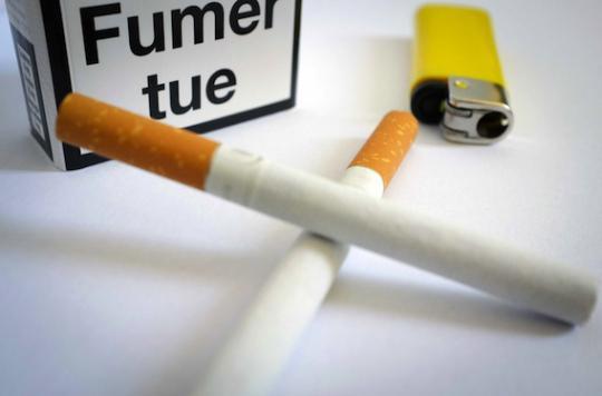 Tabac : le paquet neutre modifierait la perception des risques