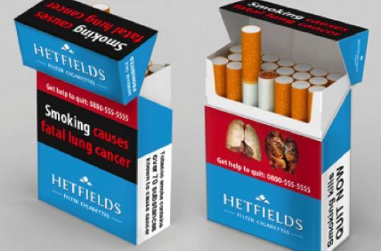 tabac le paquet neutre valid par l europe. Black Bedroom Furniture Sets. Home Design Ideas