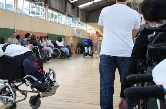 Paralysie cérébrale: en recul depuis dix ans