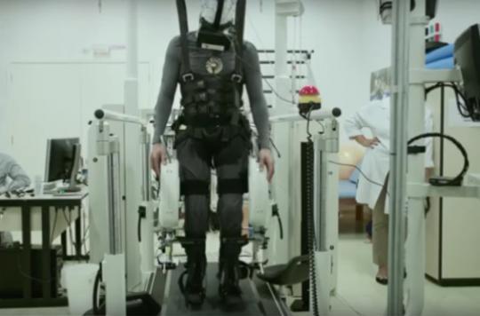 Réalité virtuelle : des paraplégiques retrouvent le contrôle de leurs muscles