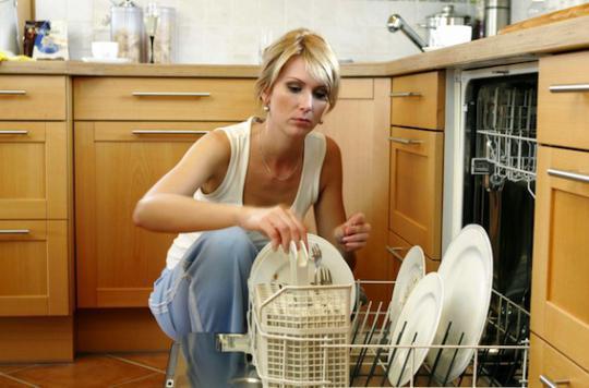 Partage des tâches : Madame fait toujours plus que Monsieur