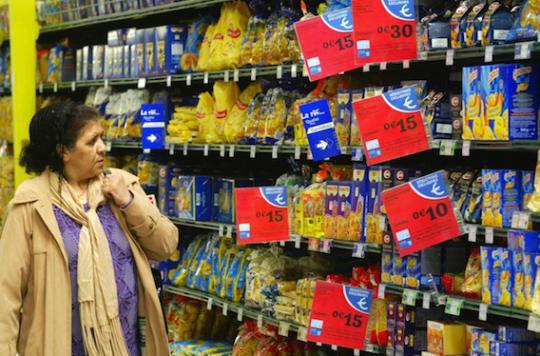 Des emballages en carton contaminent les aliments