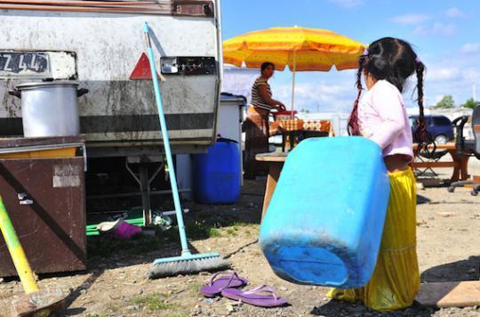 Unicef : 1 enfant sur 5 vit sous le seuil de la pauvreté en France