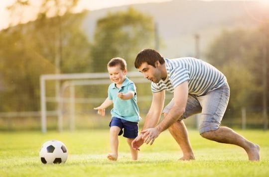 Obésité infantile : les pères jouent un rôle clé dans la prévention