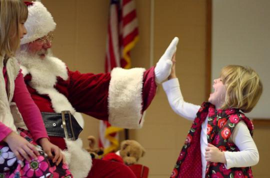 Père Noël : ses interprètes se sentent mal aimés