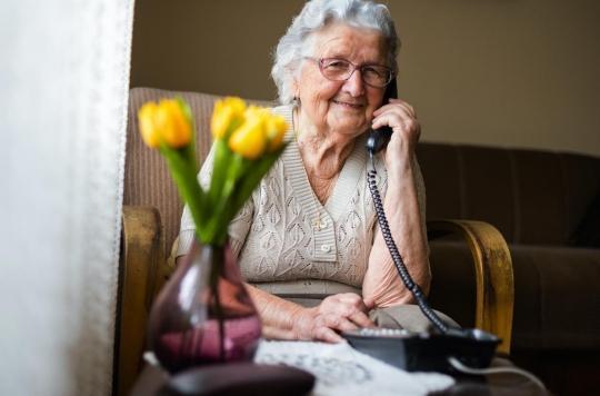 Les personnes âgées sont moins volatiles dans leurs émotions