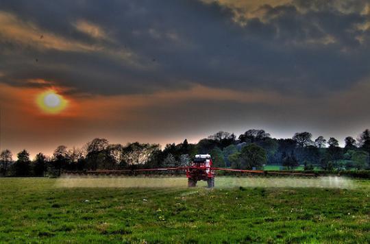 Pesticides : un agriculteur perd son combat face à l'Etat