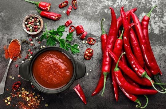 Manger du piment réduirait les risques de maladies cardiovasculaires