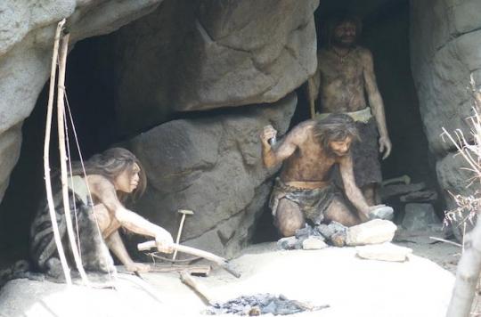 Préhistoire : Néandertal soignait ses caries