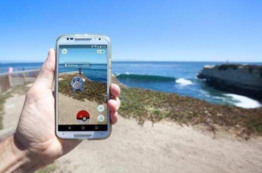 Pokémon Go : la chasse aux Pokémons bénéfique pour le psychisme
