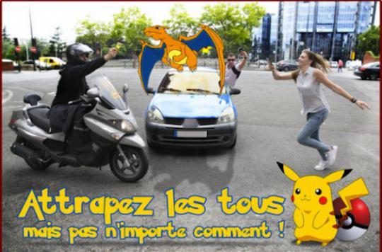Pokémon Go : les appels à la prudence se généralisent