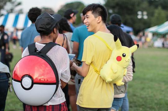 Pokémon Go : l'activité physique a finalement peu augmenté