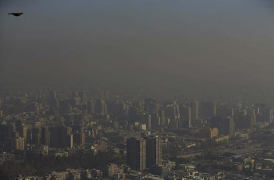 Le réchauffement climatique menace notre santé