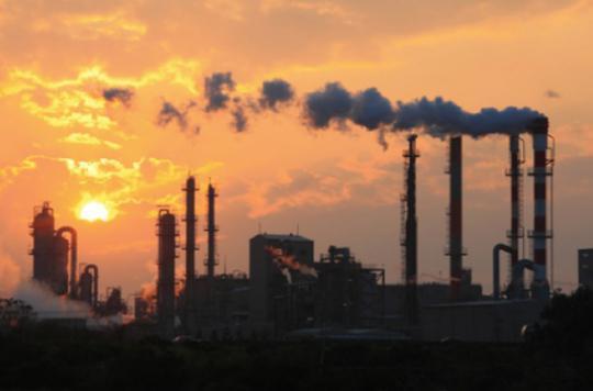 AVC : un sur dix est attribuable à la pollution de l'air